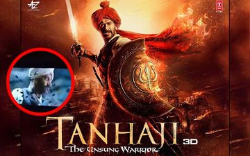 Crowd Goes Berserk Over Ajay Devgn's Entry Scene In Tanhaji; Throws Coins In Delirium- VIDEO INSIDE