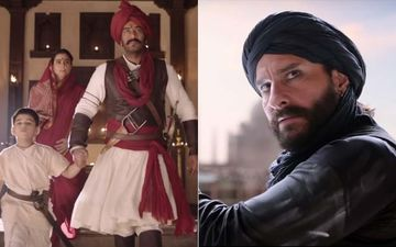 Tanhaji - The Unsung Warrior Twitter Review: Netizens Hail Saif Ali Khan As Udaybhan; Say The Trailer Is Epic