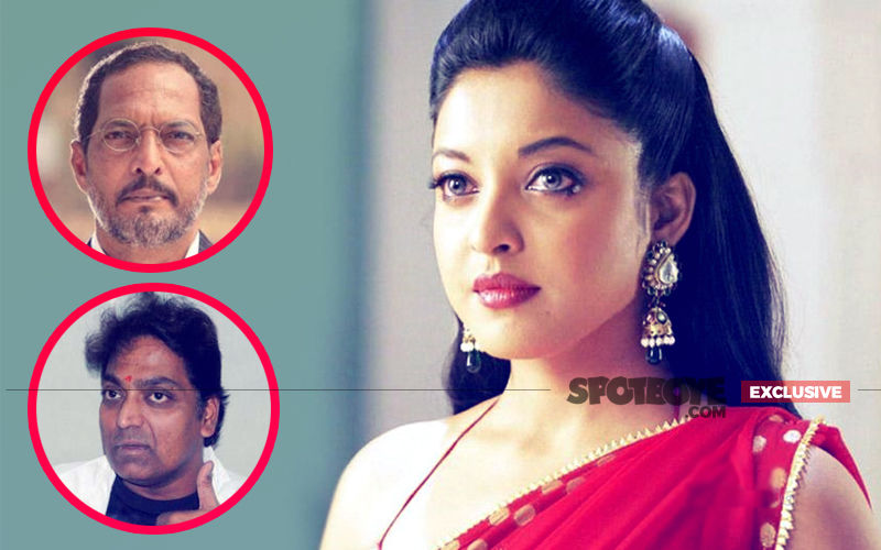 Tanushree Dutta Files Police Complaint Against Nana Patekar, Ganesh Acharya, MNS Party Workers, Rakesh Sarang, Samee Siddiqui