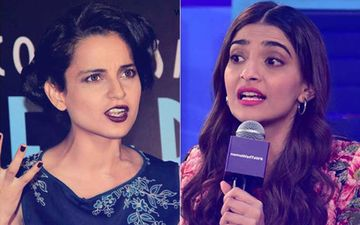 "Kangana Ranaut Asks, ""Who Is Sonam Kapoor To Judge Me?"" After Latter Said, ""Sometimes, It's Hard To Take Kangana Seriously"""