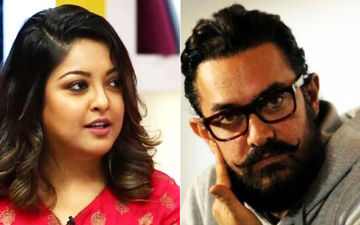Tanushree Dutta Calls Out Aamir Khan For Working With #MeToo Accused Subhash Kapoor In Mogul: 'No Compassion For Me, Aamir?'