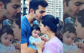 Amid Coronavirus Lockdown Jay Bhanushali-Mahhi Vij's Family Pic With Daughter Tara Is Like A Breath Of Fresh Air