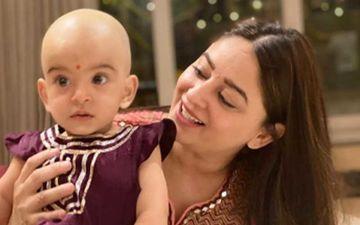 Mahhi Vij-Jay Bhanushali's Daughter Tara Looks Beyond Adorable As She Turns Little Chef For Her Latest Baby Photoshoot