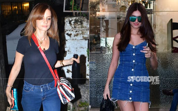 Tara Sutaria and Sussanne Khan's Day Out At The Salon Looks Like This- SEE Pics