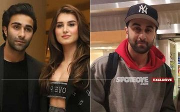 Tara Sutaria House Hunting In Boyfriend Aadar Jain's Cousin Ranbir Kapoor's Building; One Step Closer To The Kapoors?- EXCLUSIVE