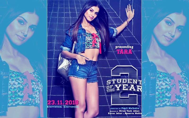 SpotboyE News Confirmed: It's Tara Sutaria In Karan Johar's SOTY 2