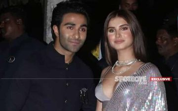 Rumoured Lovebirds Tara Sutaria-Aadar Jain To Ring In The New Year In London- EXCLUSIVE