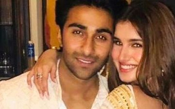 Aadar Jain Is 'So Proud' Of GF Tara Sutaria As She Reunites With Tiger Shroff For Heropanti 2
