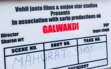 Tarsem Jassar and Wamiqa Gabbi Starrer 'Galwakdi' Goes On The Floor