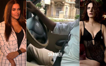 Neha Dhupia And Mandana Karimi React To Viral Video Of A Taxi Driver Unzipping Pants While Ferrying A Lady Passenger