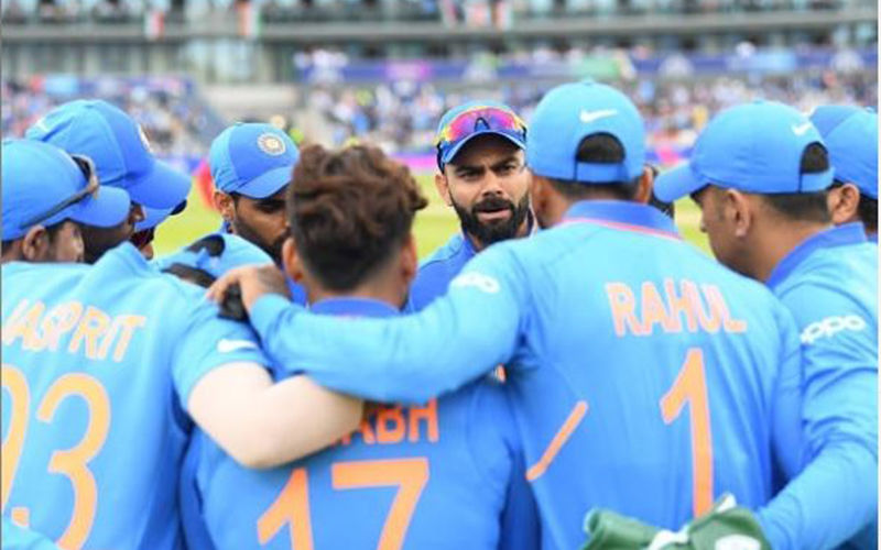 Virat Kohli Pens An Emotional Note Thanking His Fans After India's Ouster From World Cup 2019