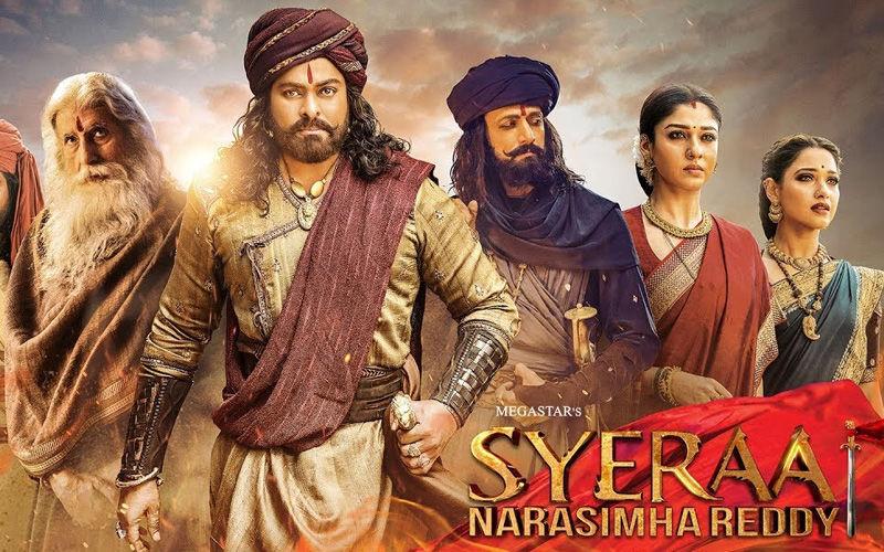 Sye Raa Narasimha Reddy Teaser Released: This Amitabh Bachchan, Chiranjeevi Starrer Is A Visual Treat