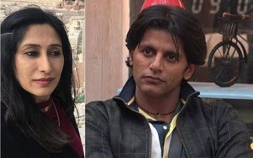 Teejay Sidhu Terribly Upset With Husband Karanvir Bohra. Here's Why