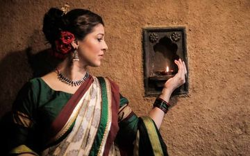 Tejaswini Pandit Shares A Mesmerizing Throwback Picture In A Traditional Marathi Attire