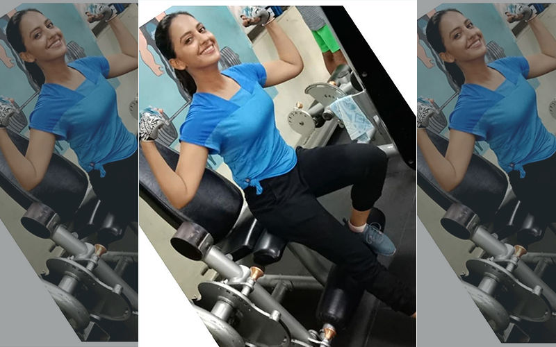 Tejashree Pradhan's New Gym Look Takes Fitness To An All New Level