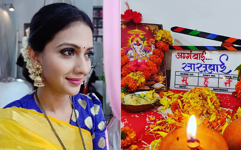 Tejashri Pradhan Returns To Family Drama With Upcoming TV Serial Aggabai Sasubai