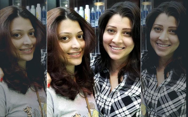 Tejaswini Pandit's Look Alike In Her Instagram?