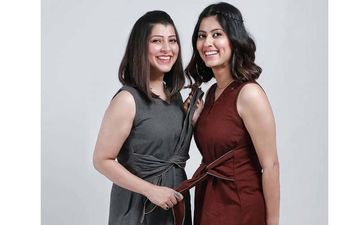 Tejaswini Pandit And Abhidnya Bhave Celebrate A 5 Year Mark To Their Joint Venture