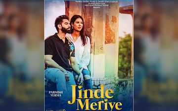 Tere Bin Song Starring Sonam Bajwa, Parmish Verma From Jinde Meriye Released