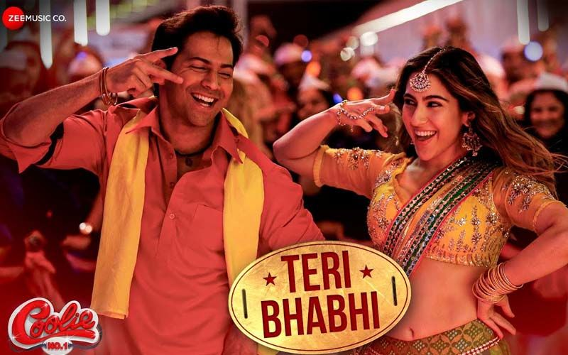 Coolie No 1 Song Teri Bhabhi OUT: Varun Dhawan Introduces Fans To 'Bhabhi' Sara Ali Khan In This Peppy Track That Will Surely Get You Grooving