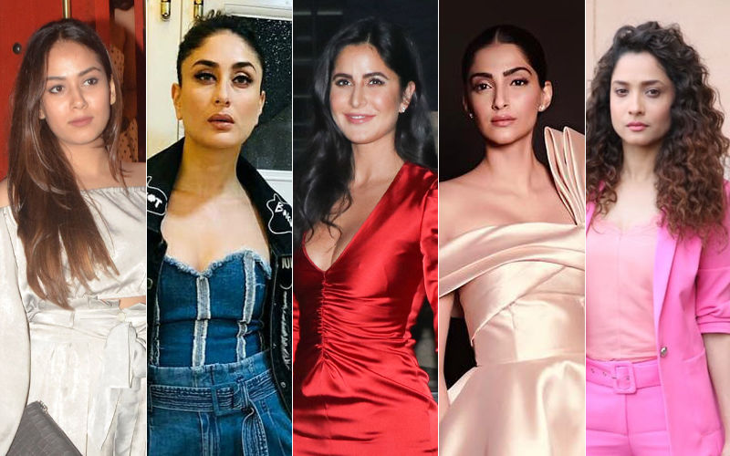 BEST DRESSED & WORST DRESSED Of The Week: Mira Rajput, Kareena Kapoor Khan, Katrina Kaif, Sonam Kapoor Or Ankita Lokhande?