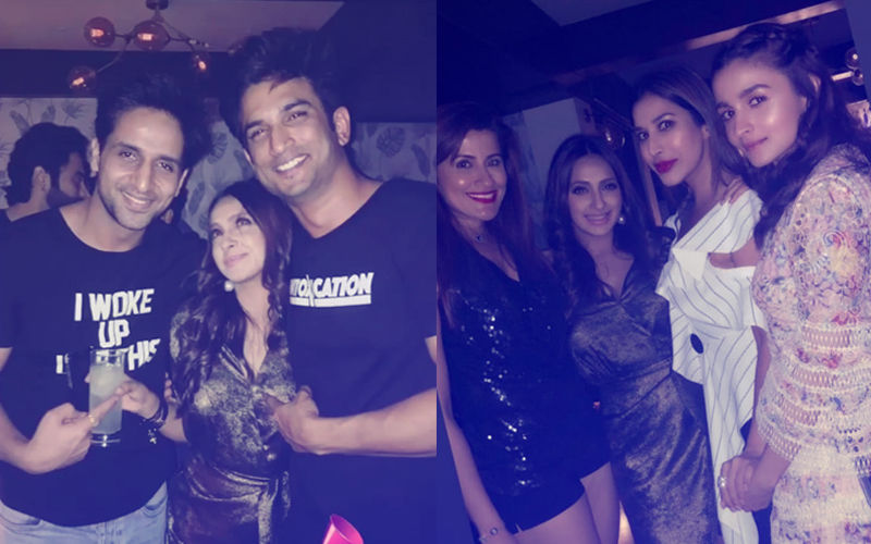 Inside Pics From Akansha Ranjan's Birthday Party: Alia Bhatt, Neha Dhupia, Sushant Singh Rajput, Soha Ali Khan Join In The Fun