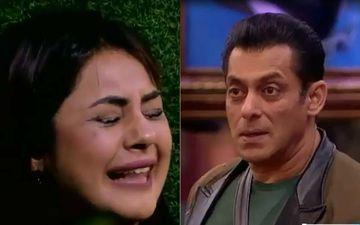 Bigg Boss 13: Shehnaaz Gill SLAPS Herself, Salman Khan Says, '4 Aadmi Kya Jaanne Lage, Katrina Kaif Ban Gayi?'