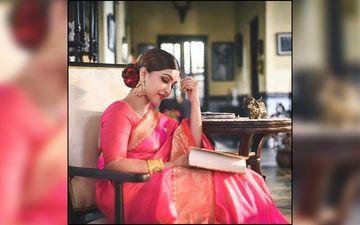 Koushani Mukherjee Tries Her Hand At 'Happy Dance Challenge'