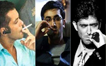 World No Tobacco Day: Ranbir Kapoor, Salman Khan, Hrithik Roshan And Other Filmstars Who Once  Loved Their Smoke, But Have Now Quit