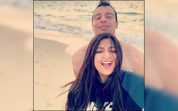 Monali Thakur And Hubby Maik Richter's Drenched-in-Love Pictures Will Bring A Smile To Your Face