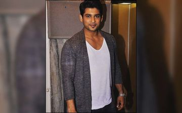 Sidharth Shukla's Workout Pictures That Prove He's A Boy Who Puts Gym Before Morning Coffee