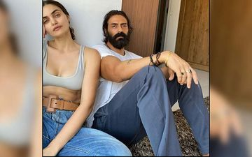 Gabriella Demetriades Whips Up A Treat For Arjun Rampal; The Lady Cooks And Bakes For Her Man