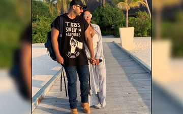Arjun Kapoor Birthday: These Pics Of Arjun With Lady Love Malaika Are All Heart