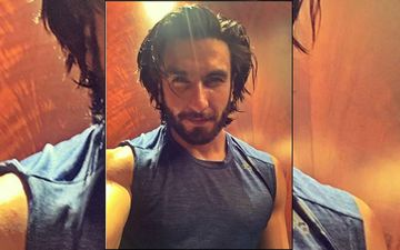 Ranveer Singh's Goofiest Pictures That Will Provide For Your Weekend Laughter Dose