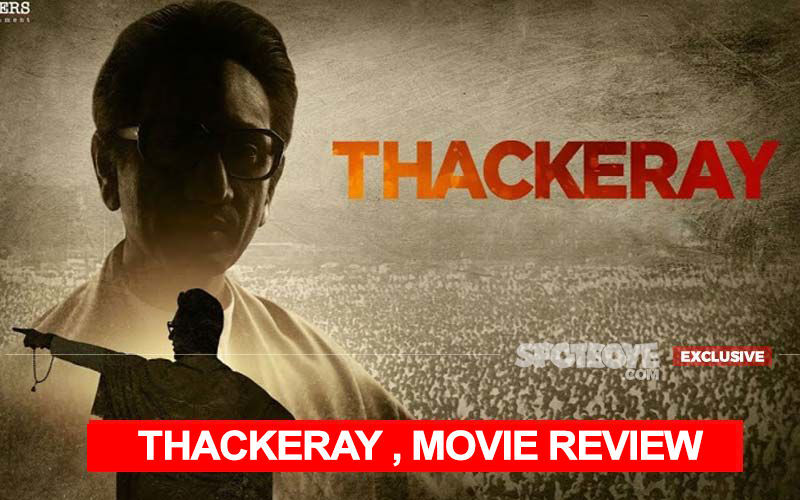 Thackeray, Movie Review: Nawazuddin And The Film Should Have Roared Louder, Iconic Leader Deserved A Better Deal
