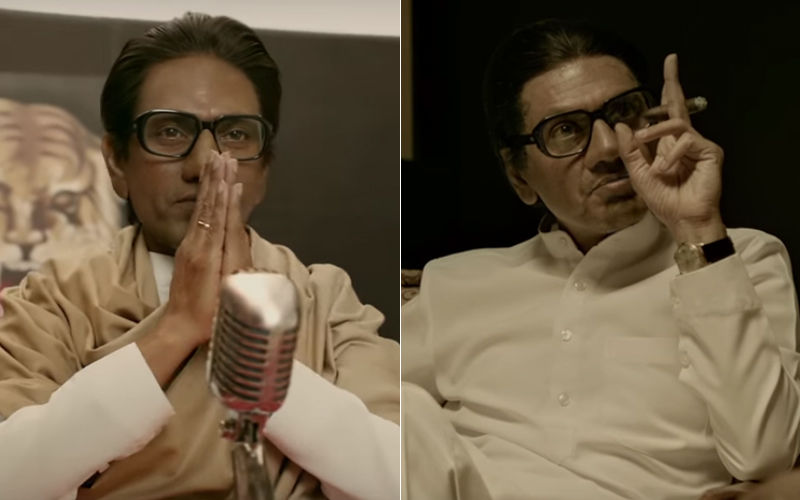 Nawazuddin Siddiqui-Starrer Thackeray Trailer Out: In-Your-Face, Explosive!