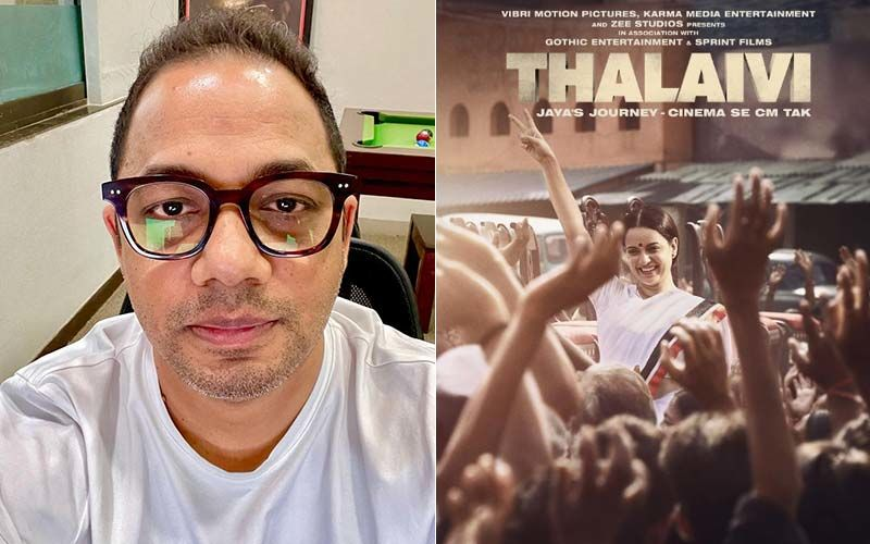 Producer Shailesh Singh On The Struggle To Complete Kangana Ranaut Starrer Thalaivii: 'We Wanted To Make Sure We Did Justice To Jayalalithaji'