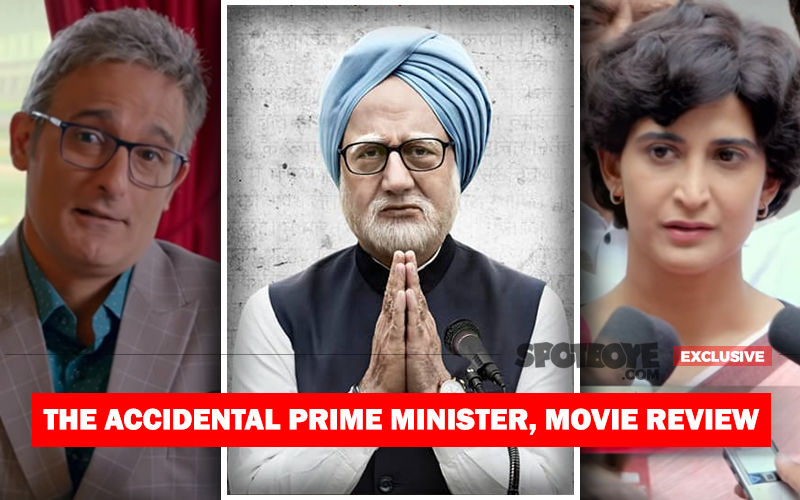 The Accidental Prime Minister, Movie Review: Both AKs Fire, But Genuinely Accidental?