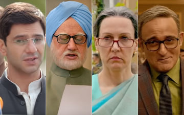 The Accidental Prime Minister Trailer: Anupam Kher Nails It As Manmohan Singh