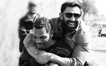 अभिनेता अमित साध ने 'ब्रीद 2' की शूटिंग पूरी की, सोशल मीडिया पर जाहिर की खुशी