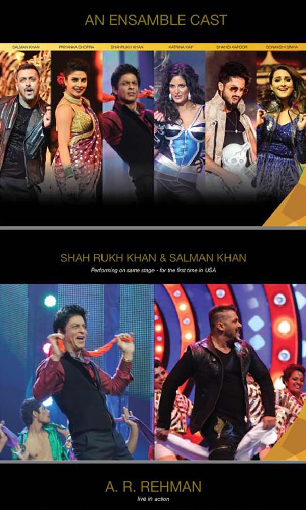 the ensemble cast to perform at iifa 2017 a night to remember