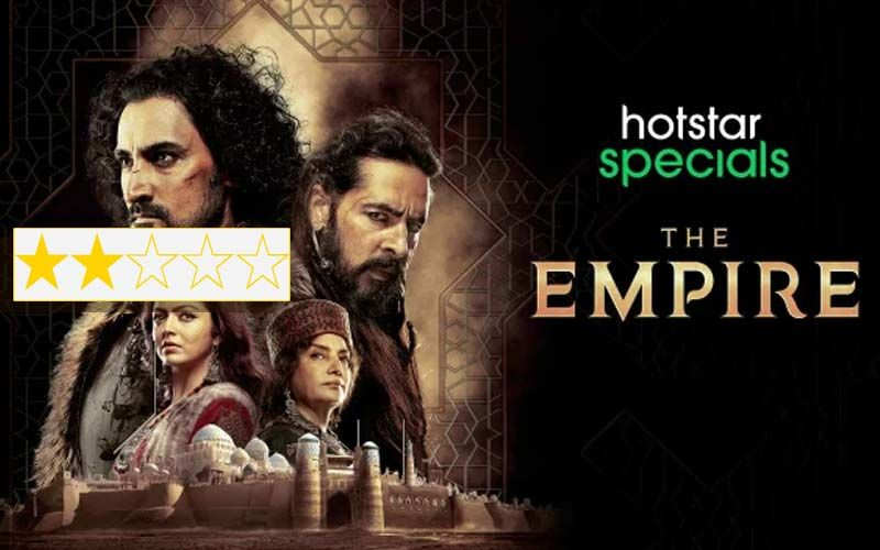 The Empire Review: The Magnum Opus, Starring Shabana Azmi, Kunal Kapoor, Drashti Dhami And Dino Morea, Strikes Blank