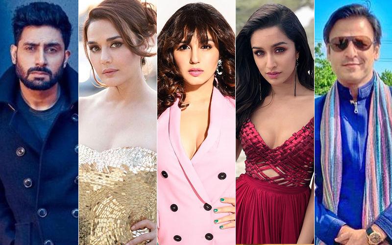 The Good, Bad And Ugly Of Last Week: Abhishek Bachchan, Preity Zinta, Shraddha Kapoor, Huma Qureshi, Vivek Oberoi