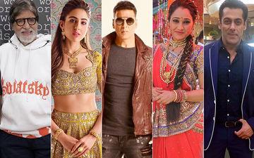 The Good, Bad And Ugly Of Last Week: Amitabh Bachchan, Sara Ali Khan, Akshay Kumar, Disha Vakani, Salman Khan