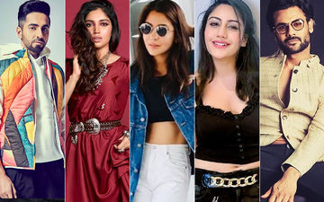 The Good, Bad And Ugly Of Last Week: Ayushmann Khurrana, Bhumi Pednekar, Anushka Sharma, Surbhi Chandna, Vishal Aditya Singh