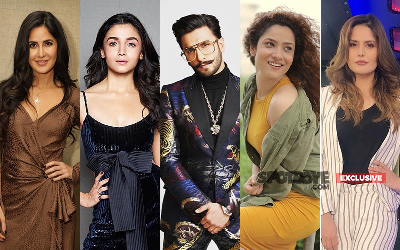 The Good, Bad And Ugly Of Last Week: Katrina Kaif, Alia Bhatt, Ranveer Singh, Ankita Lokhande, Zareen Khan