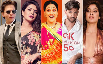 The Good, Bad And Ugly Of Last Week: Shah Rukh Khan, Hrithik Roshan, Disha Vakani, Priyanka Chopra, Janhvi Kapoor