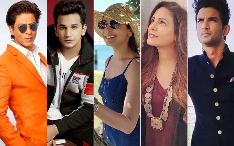The Good, Bad And Ugly Of Last Week: Shah Rukh Khan, Prince Narula, Anushka Sharma, Mona Singh, Sushant Singh Rajput