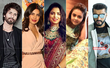 The Good, Bad And Ugly Of Last Week: Shahid Kapoor, Priyanka Chopra, Isha Ambani, Devoleena Bhattacharjee, Arjun Kapoor