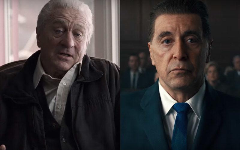 The Irishman Final Trailer: Robert De Niro And Al Pacino Deliver An Oscar-Worthy Performance In The OTT Film